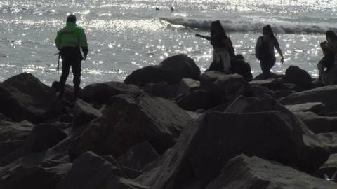 Perú mantiene prohibición de bañarse en el mar y tomar sol para evitar contagios de covid-19
