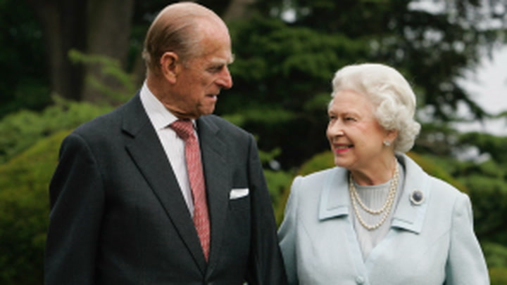 Prince Harry says the Queen and Prince Philip were 'most adorable couple'