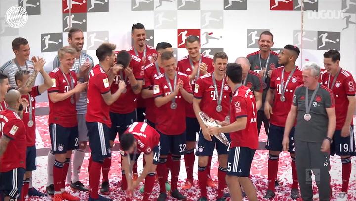 Mats Hummels' Best Moments At FC Bayern