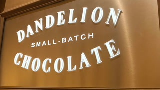 Dandelion Chocolate opening at The Venetian