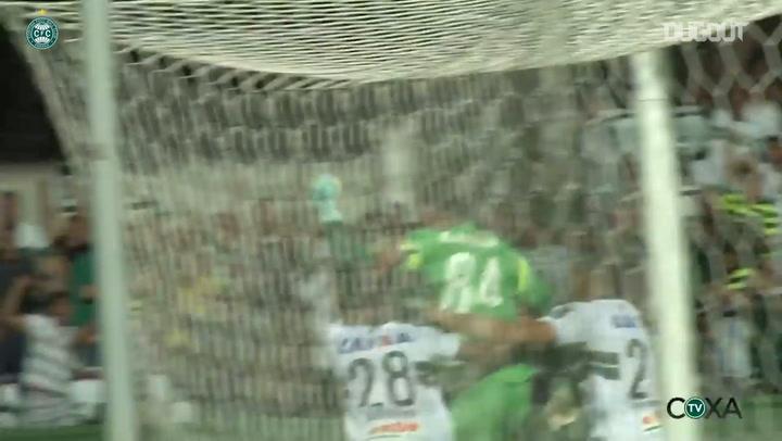 Wilson's last-minute header vs Rio Branco