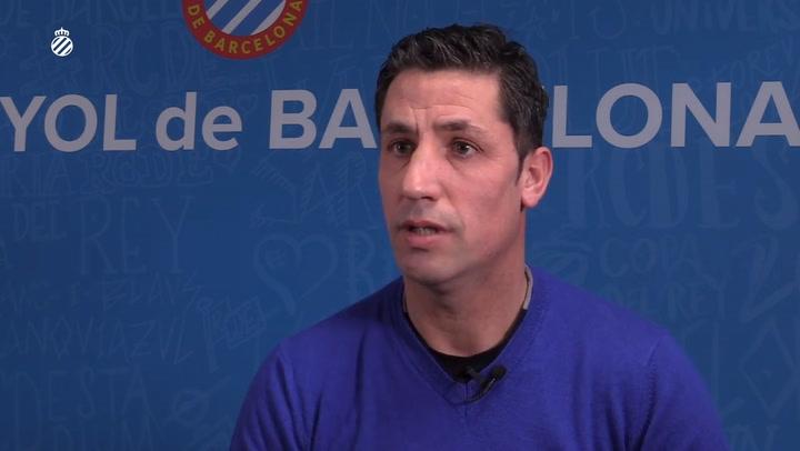 Joan Capdevila valora el sorteo de Copa del Rey