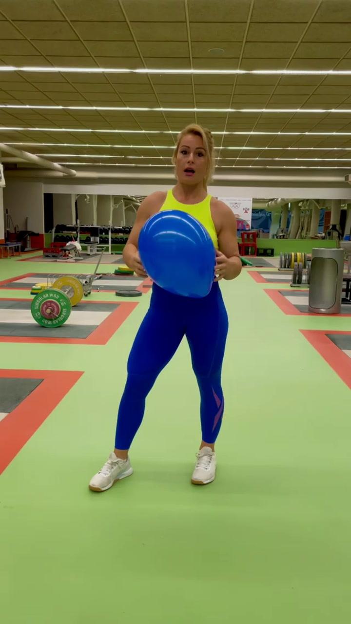 Lydia Valentin se suma al reto por la Diabetes Tipo1