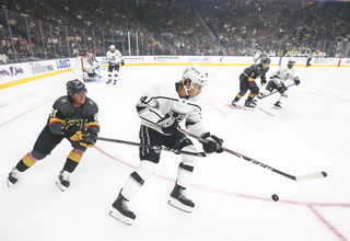 Golden Knights Suffer Second Preseason Loss to the Kings – Video