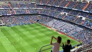 El tremendo gesto del Santiago Bernabéu en el último partido de Keylor Navas