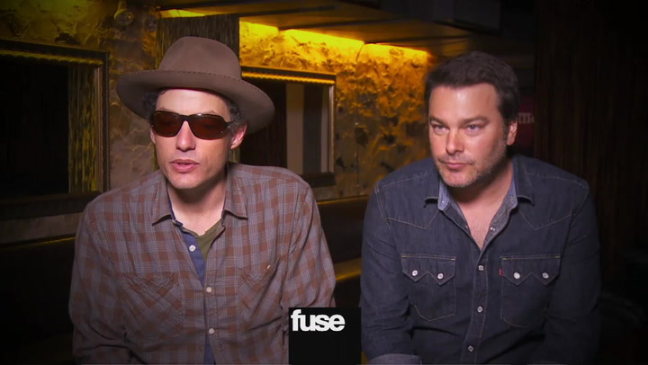 The Wallflowers On Working With Mick Jones of The Clash