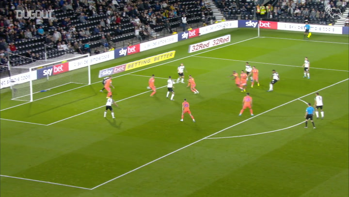 Scott Malone's best Derby County goals