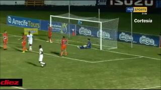 Elvin Casildo pone a ganar a Olimpia ante UPNFM con gol de cabeza