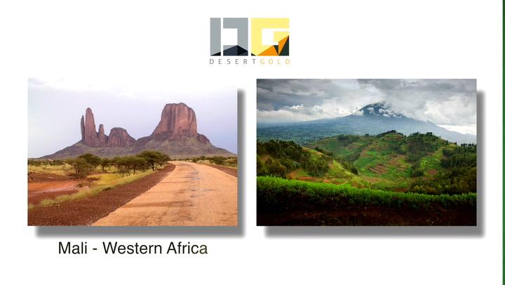 Sonny Janda Desert Gold's CEO on Gold Potential in Mali & Rwanda