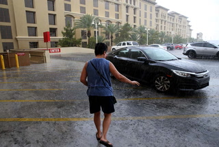 Monsoon season begins in the Las Vegas Valley