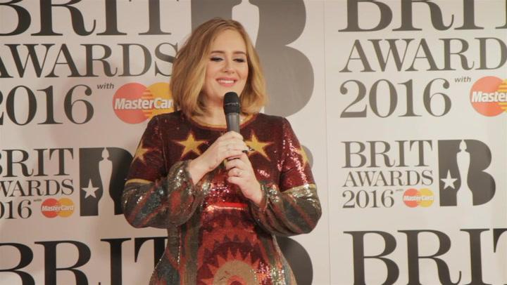 Adele Winner Conf