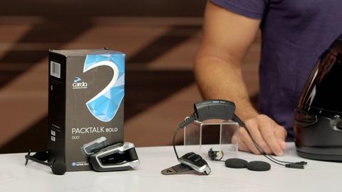 Cardo PackTalk Slim Headset