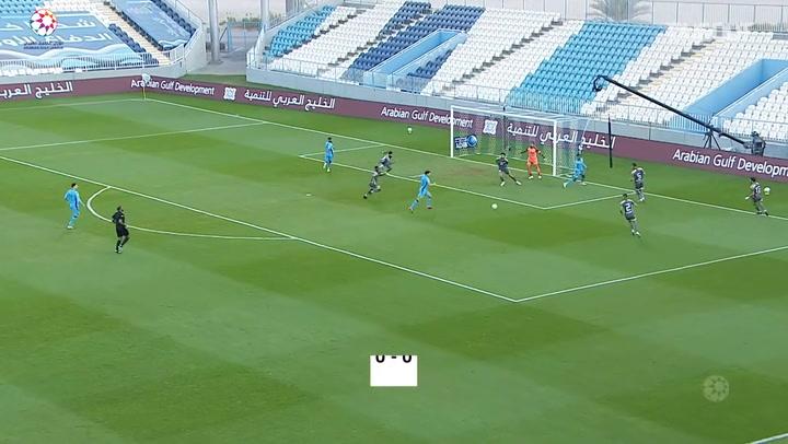 Highlights: Baniyas 3-1 Al-Dhafra
