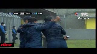 ¡Gonzalo Klusener aumenta la fiesta de goles para Motagua ante Honduras!