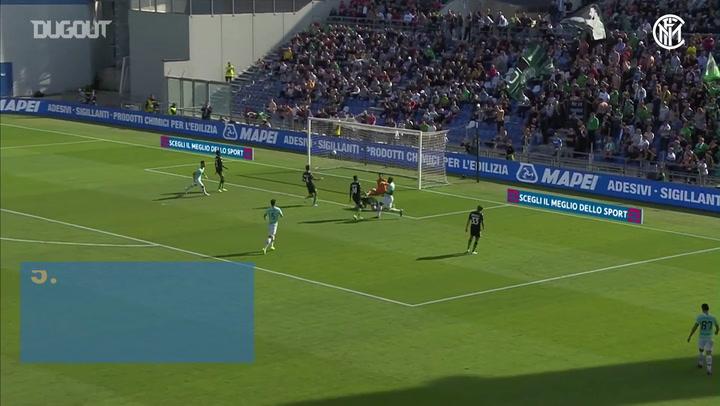 Los mejores cinco goles de Romelu Lukaku en la Serie A