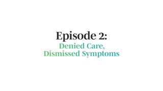 Racism in Healthcare Episode 2: Alicia Cole