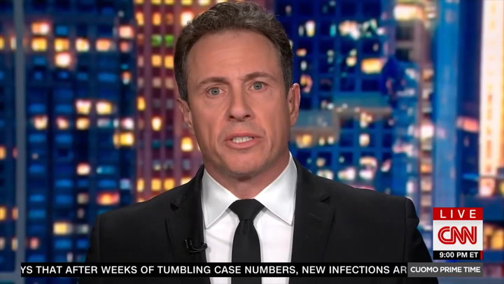 CNN's Cuomo: 'I'm Aware of What's Going on with My Brother' But Can't Cover It - I've 'Always Cared Very Deeply About These Issues'