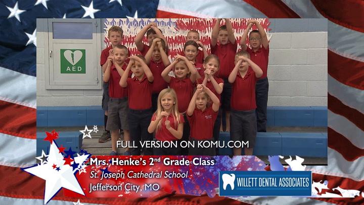 St. Joseph Catholic - Mrs. Henke - 2nd Grade