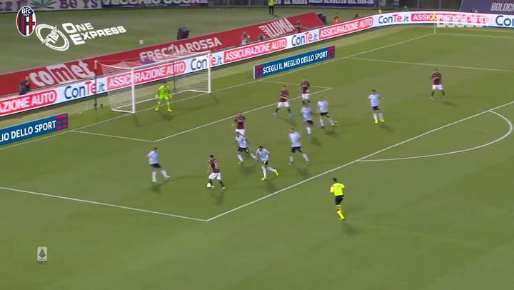 Bologna FC's top three goals vs SPAL
