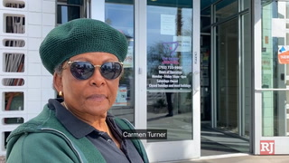 Voter Carmen Turner