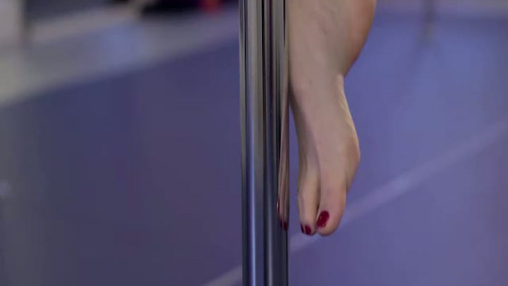 Hvordan komme i gang med poledance