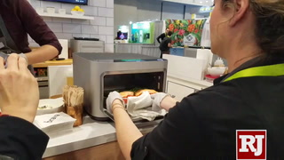 CES 2019: Brava infrared oven