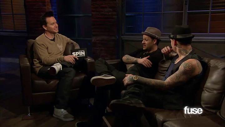 Shows: Hoppus on Music: Good Charlotte  Tattoo Regrets