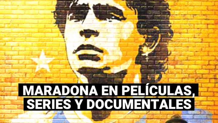 Diego Maradona: las series, películas y documentales que contaron su vida