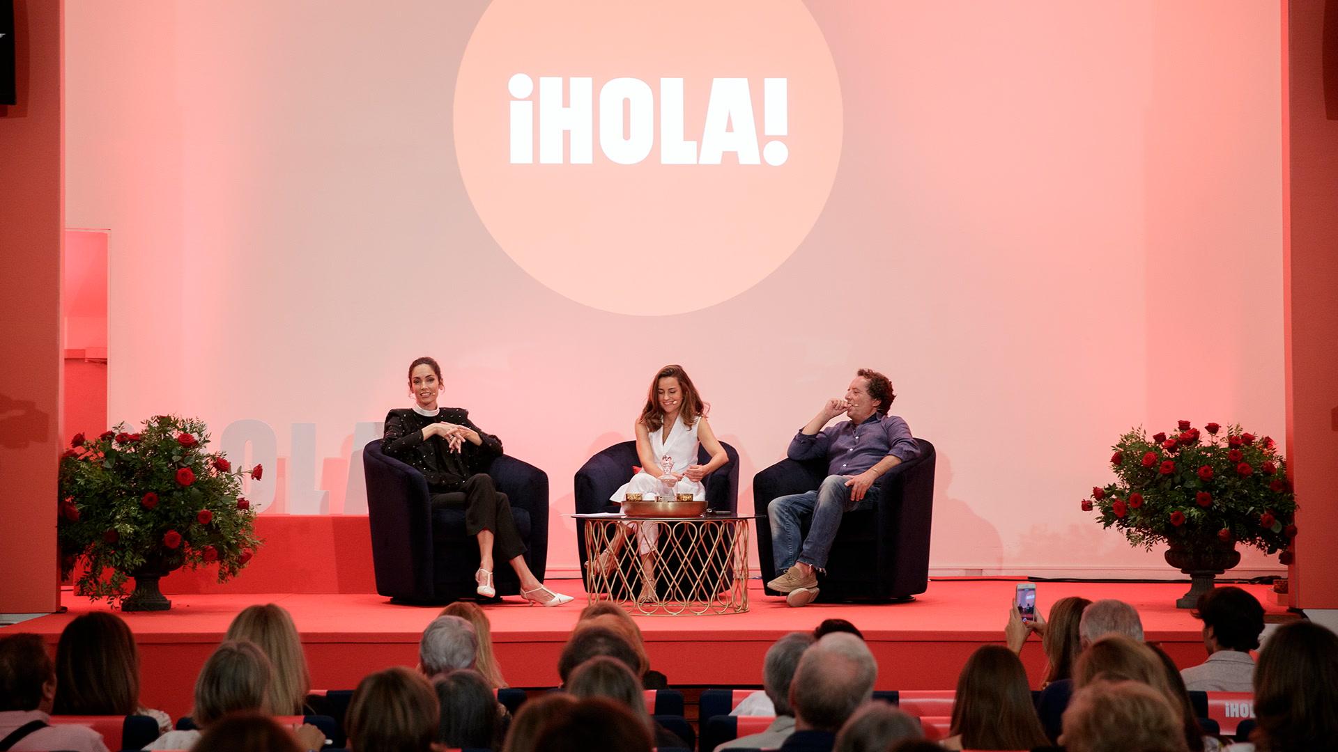 Eugenia Silva y Luis Galliussi hablan de decoración