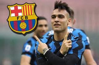 Lautaro Martínez admite que negoció su fichaje con el Barcelona y confirma su futuro