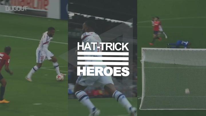 Hat-Trick Heroes: Alexandre Lacazette Vs LOSC Lille