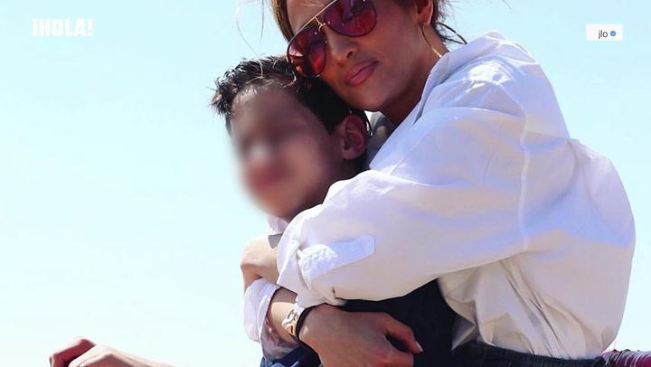 Jennifer Lopez en Jerusalén