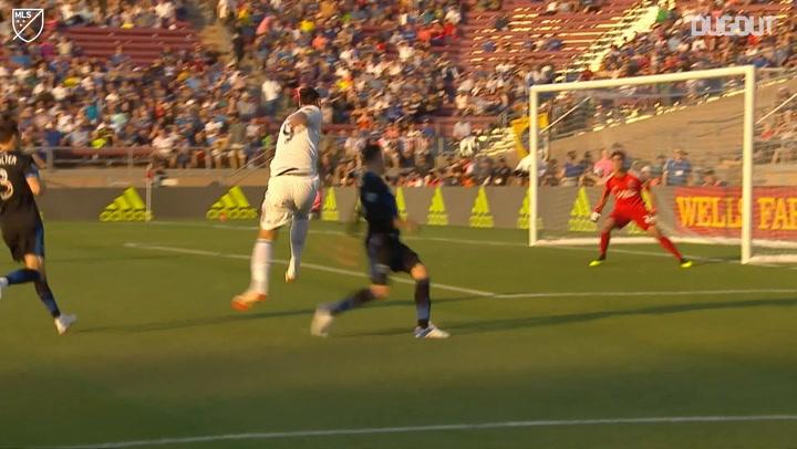 Ibrahimović's 20 MLS Goals In 30 Seconds