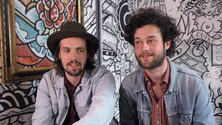 ESNS Spotlight: Americana rock van Nederlandse Dawn Brothers