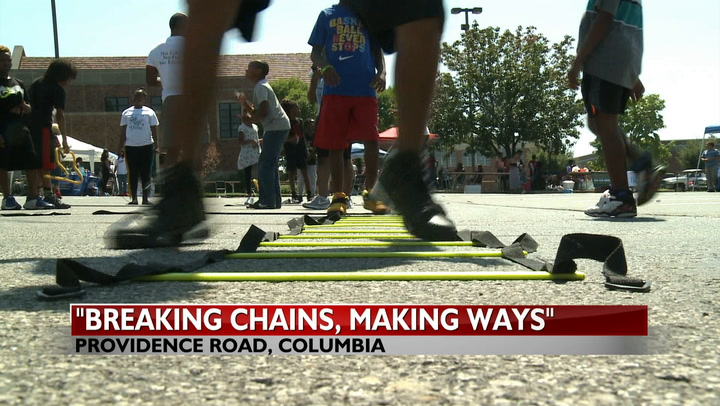 Community event raises money for at-risk youth