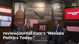 Tarkanian believes Trump wants him to beat Heller in GOP primary