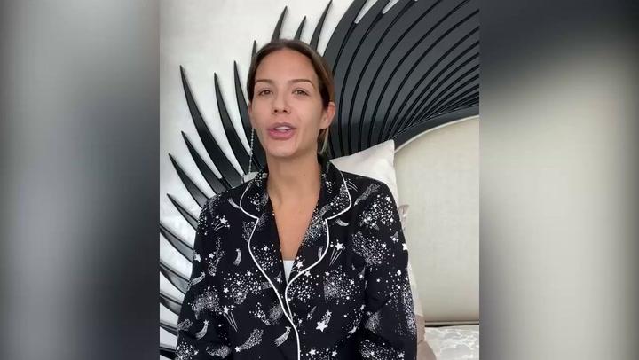 Tamara Gorro explica cómo se encuentra tras su operación