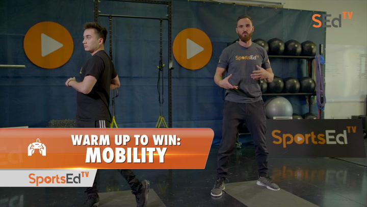 Warm Up To Win: Improve Mobility for Esports Success