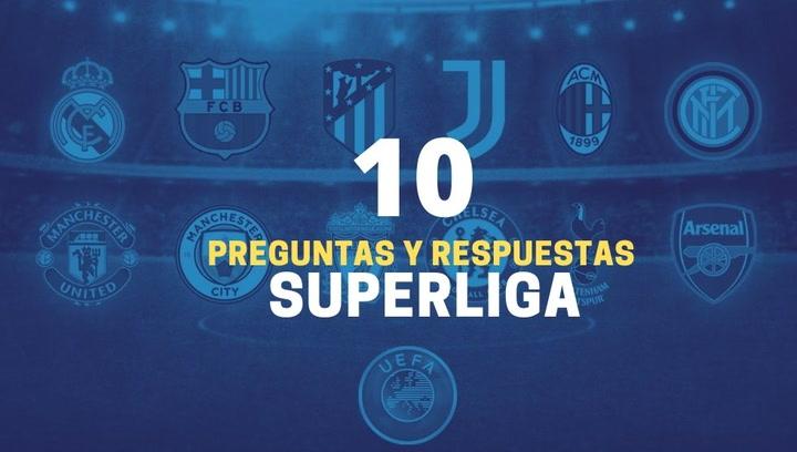 10 preguntas y respuestas para entender mejor la Superliga de fútbol