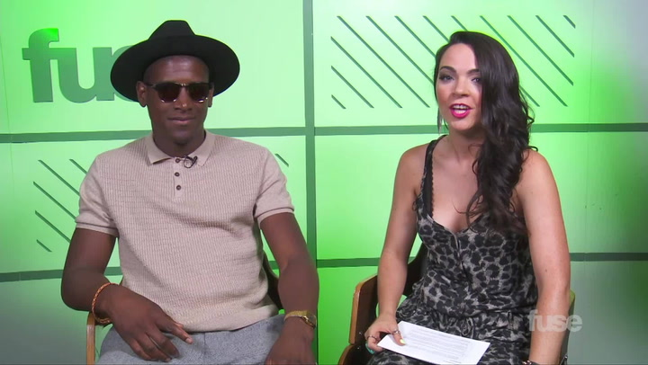 "Interviews: Brit Singer Labrinth on ""Beneath Your Beautiful,"" Signing With Simon Cowell"