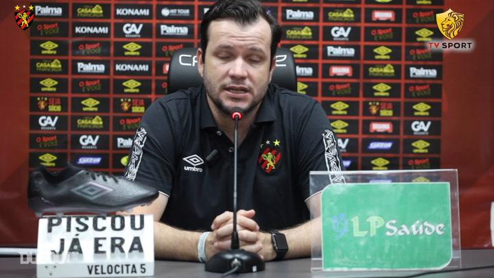 Daniel Paulista analisa estreia e expectativa do Sport no Brasileirão 2020