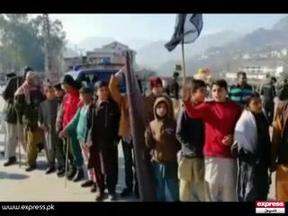 دنیا بھرمیں کشمیریوں نے بھارت کا یوم جمہوریہ یوم سیاہ کے طورپر منایا