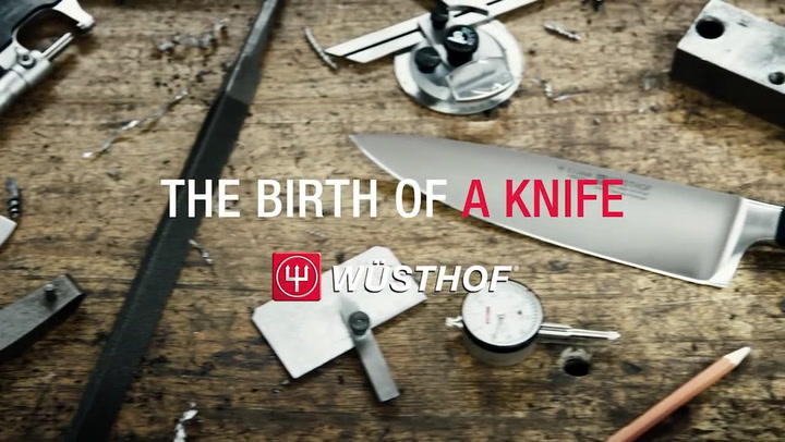 Preview image of The birth of a WÜSTHOF knife video