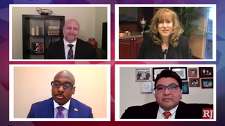 District Court Family Division Department Z Debate – Video