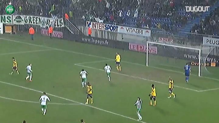 Aubameyang's stunning goal vs Sochaux