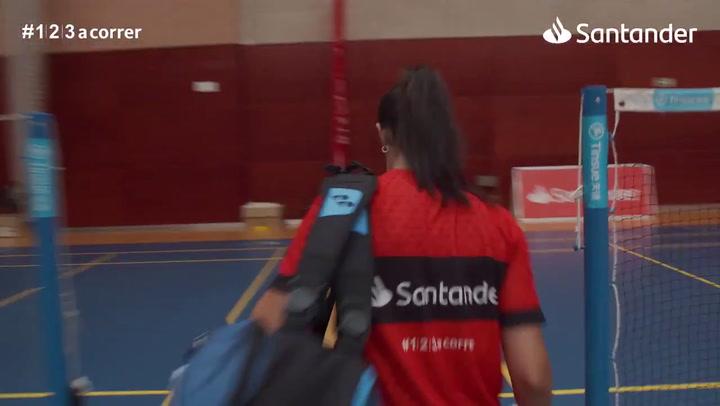 """Carolina Marín: """"Me ha beneficiado que se hayan aplazado los Juegos de Tokio"""""""