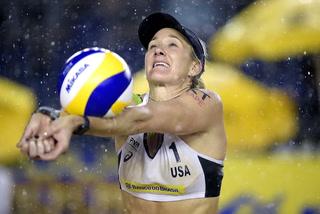 Beach volleyball returns to Las Vegas
