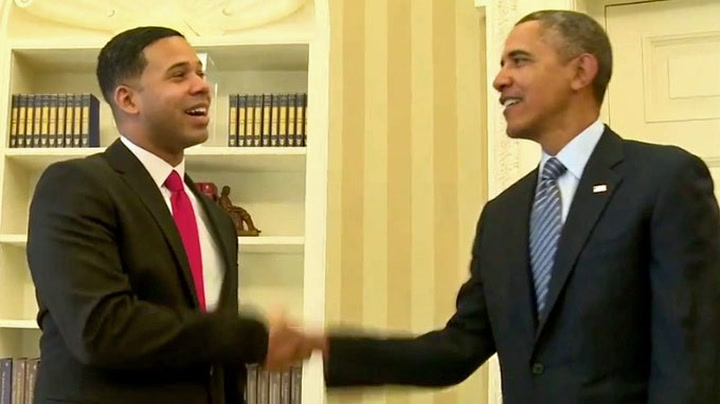 Obama: – Han er helt lik meg!