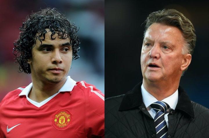 Así jugaba Rafael da Silva en su etapa en el Manchester United.mp4