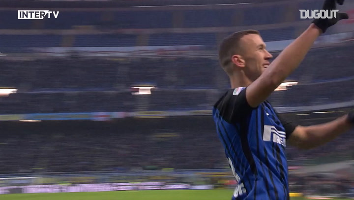 Past Vs Present: Eto'o Vs Perisic